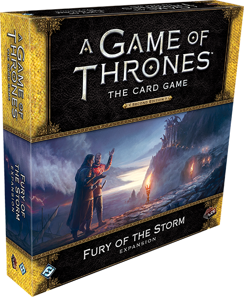 Game of Thrones Card Game – Fury of the Storm Box