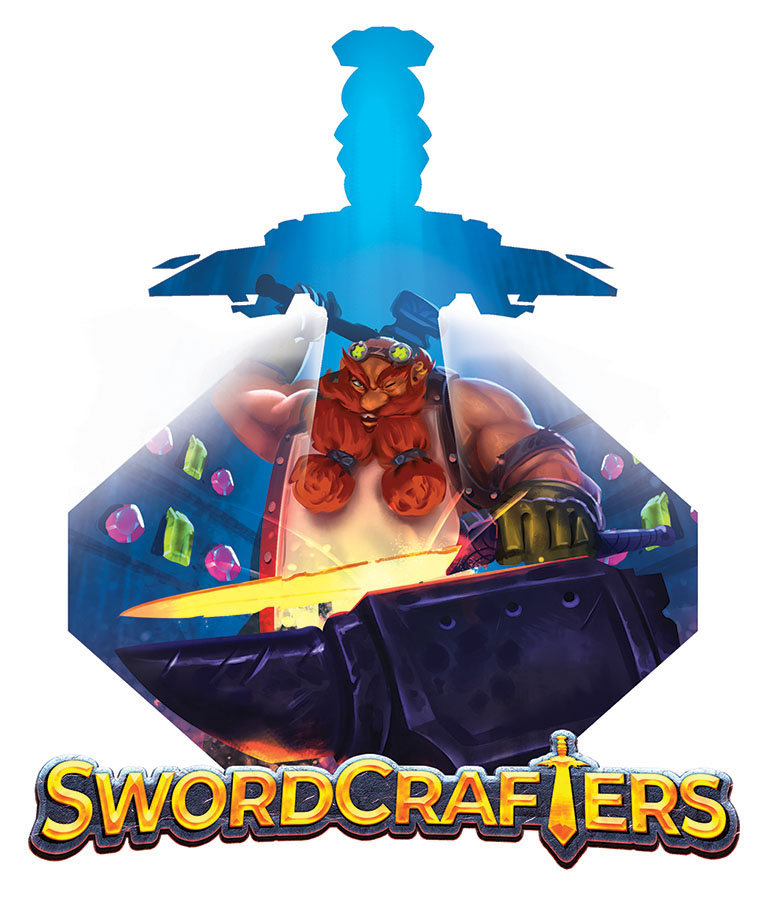 Swordcrafters Box Front