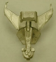 Starline 2400 Miniatures: Klingon B9 Fast Battleship Box Front