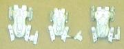 Federation Commander: Vudar Ships (3) Box Front