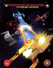Federation Commander: Hydran Attack Box Front