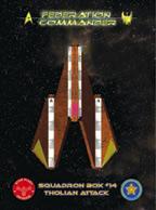 Federation Commander: Squadron Box 14 Box Front
