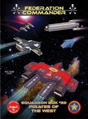 Federation Commander: Squadron Box 22 Box Front