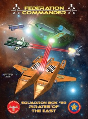 Federation Commander: Squadron Box 23 Box Front