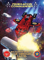 Federation Commander: Squadron Box 24 Box Front