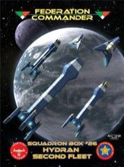 Federation Commander: Squadron Box 26 Box Front