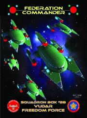 Federation Commander: Squadron Box 28 Box Front