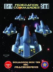 Federation Commander: Squadron Box 29 Box Front