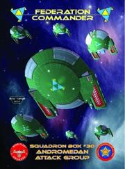 Federation Commander: Sqaudron Box 30 Box Front