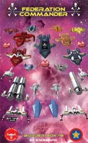 Federation Commander: Border Box 8 Box Front