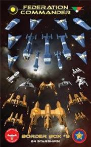 Federation Commander: Border Box 9 Box Front