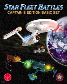 Star Fleet Battles: Basic Set Box Front