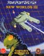 Star Fleet Battles: Module C3 - New Worlds Iii Box Front