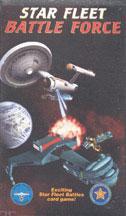 Star Fleet Battles: Force Game Box Front