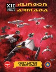 Starmada: Klingon Armada Box Front