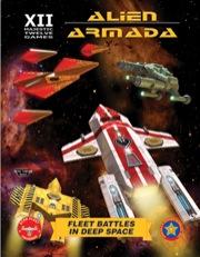 Starmada: Alien Armada Box Front