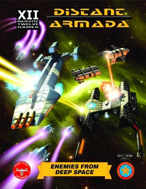 Starmada: Distant Armada Box Front