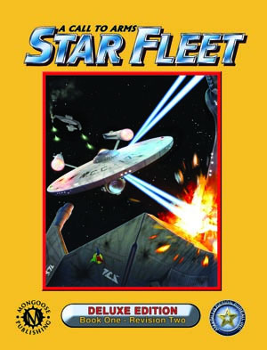 A Call To Arms: Star Fleet Deluxe Edition Box Front
