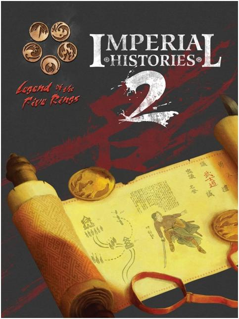 Legend Of The Five Rings Rpg: Imperial Histories 2 Box Front