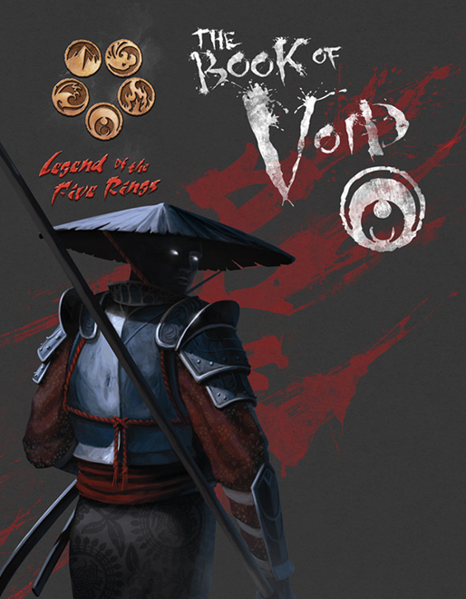 Legend Of The Five Rings Rpg: Book Of Void Game Box
