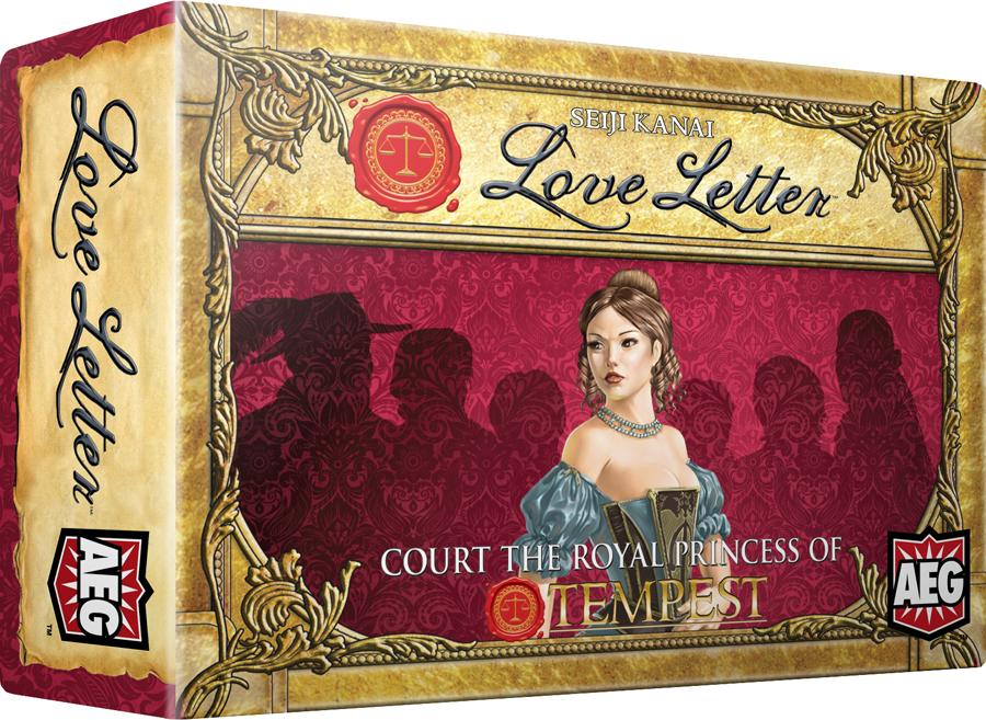 Love Letter: Boxed Edition Box Front