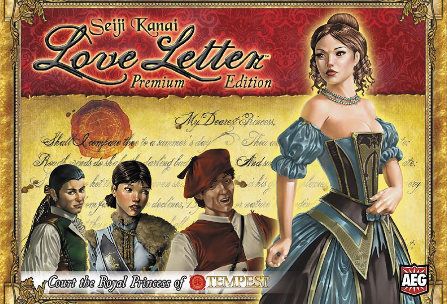 Love Letter: Premium Edition Box Front