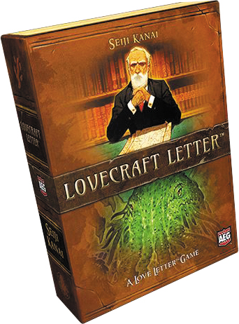 Lovecraft Letter: A Love Letter Game Box Front