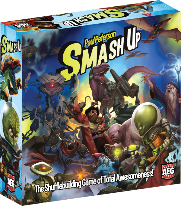 Smash Up Box Front