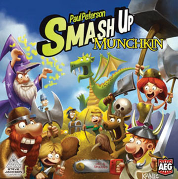 Smash Up: Munchkin Box Front
