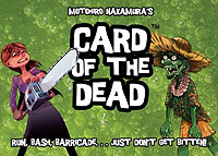 Card Of The Dead (display 6) Box Front
