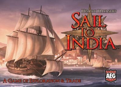 Sail To India (display 6) Box Front