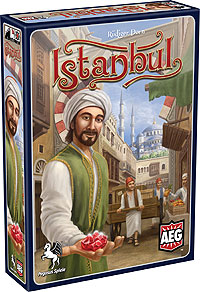 Istanbul Box Front