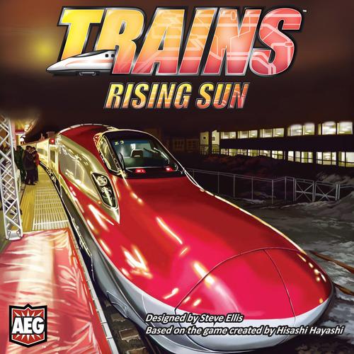 Trains 2: Rising Sun Box Front