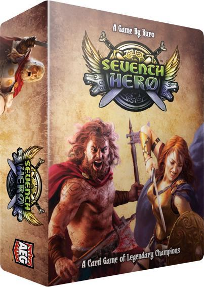 Seventh Hero Box Front