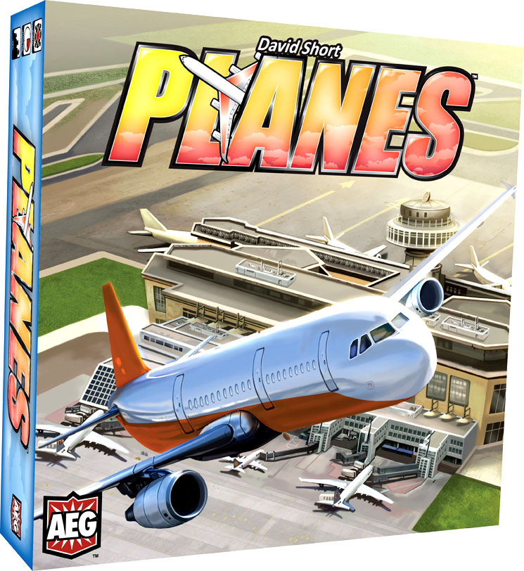 Planes Box Front