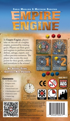 Empire Engine Box Front