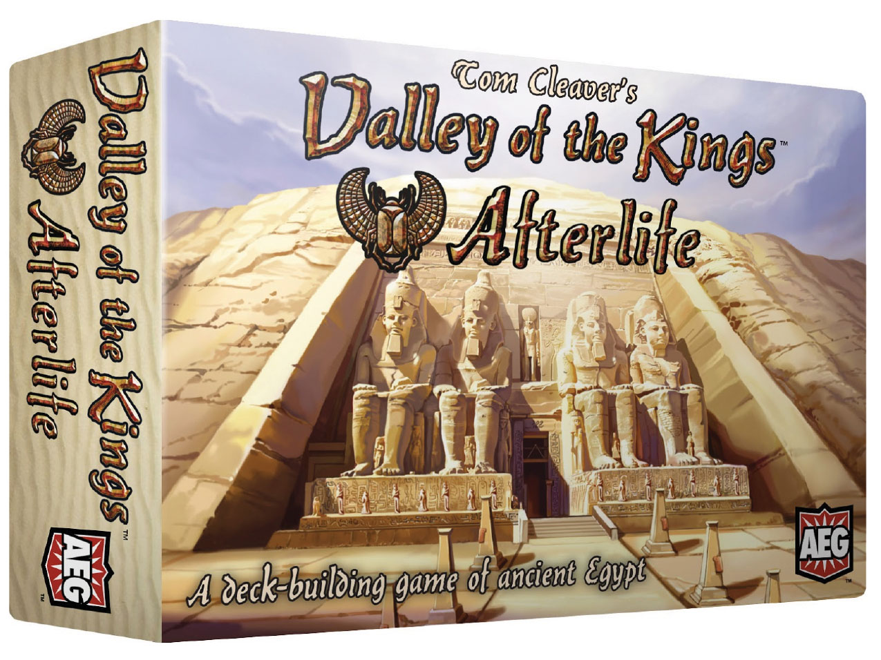 Valley Of The Kings: Afterlife Box Front