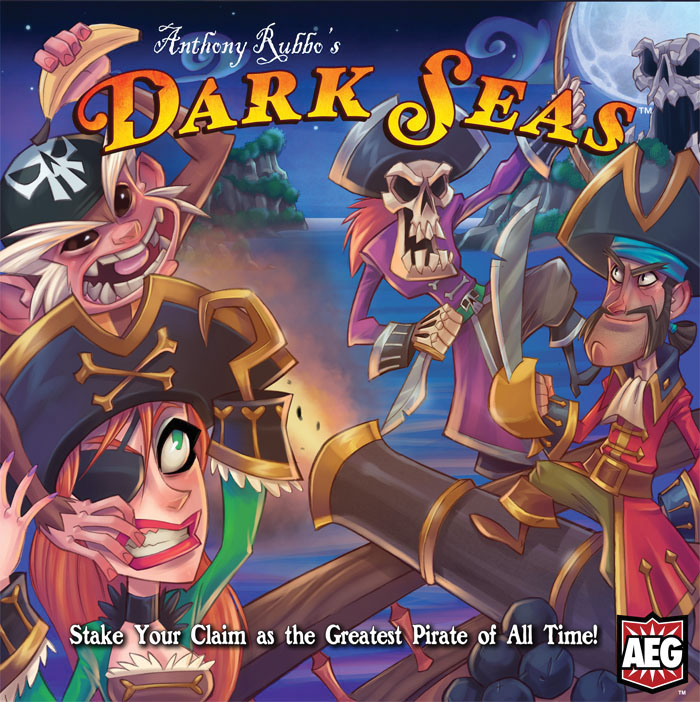 Dark Seas Box Front