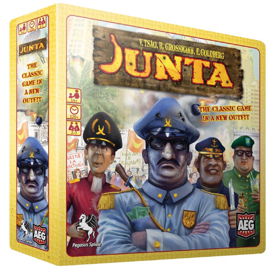 Junta Box Front
