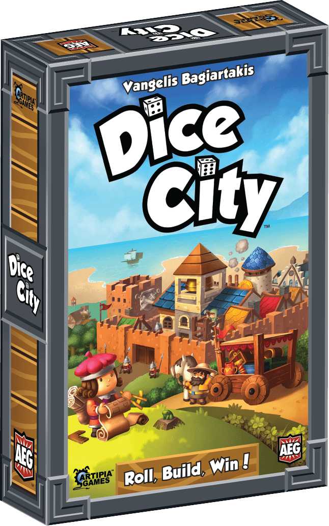 Dice City Demo Copy Pr1 Game Box