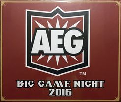 Aeg Big Game Night 2016 (8) Game Box