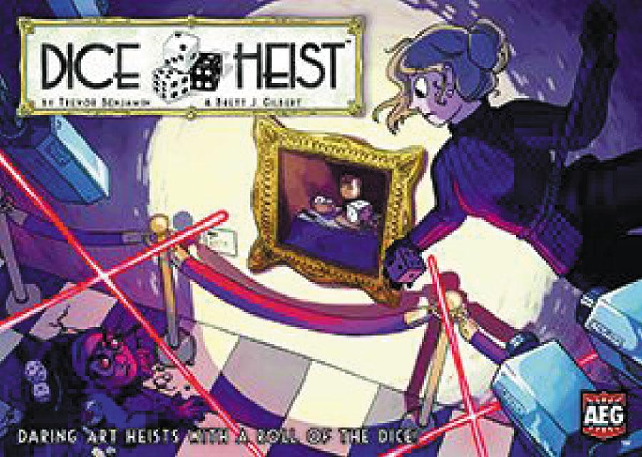 Dice Heist Box Front