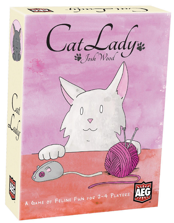 Cat Lady Box Front