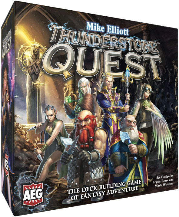 Thunderstone Quest Game Box