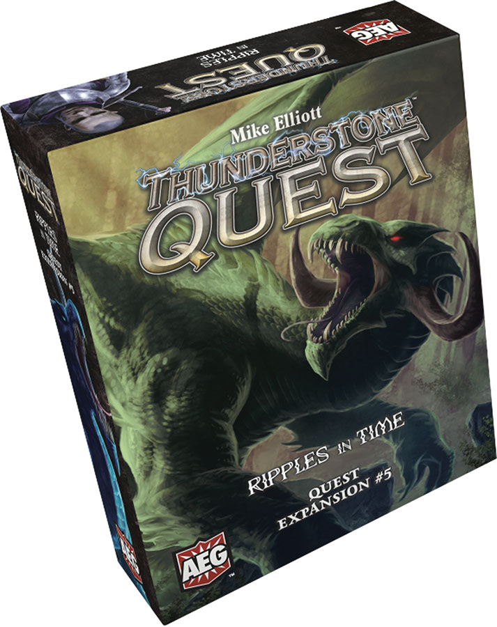 Thunderstone Quest: Ripples In Time Game Box