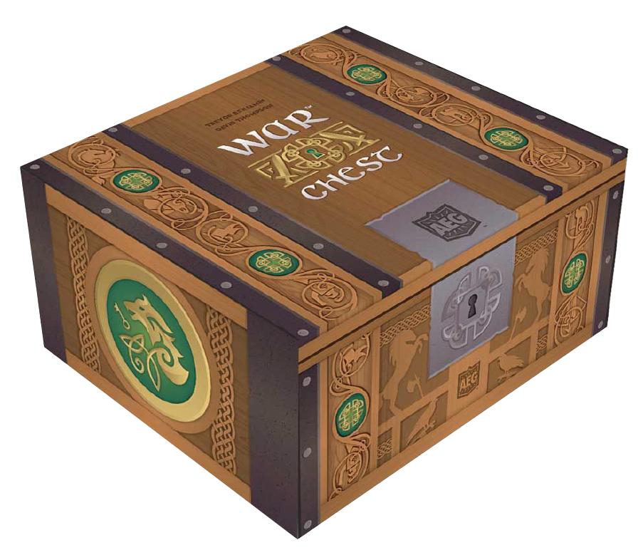 War Chest Box Front