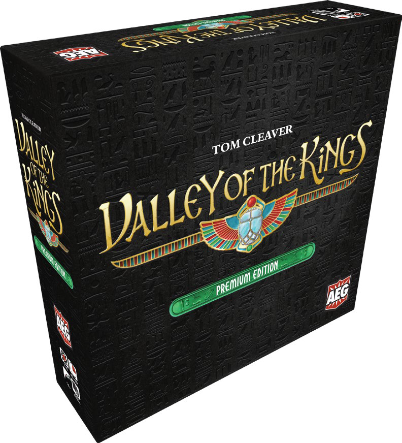 Valley Of The Kings: Premium Edition Game Box