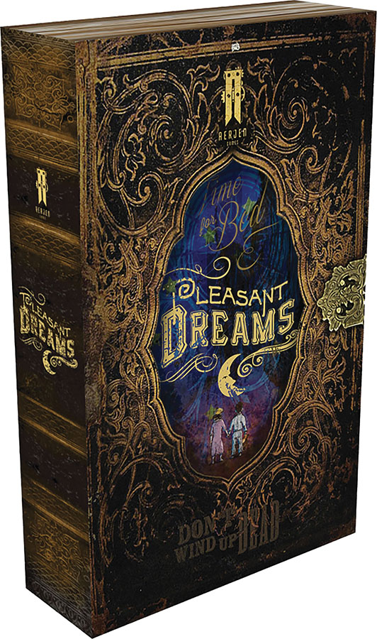 Pleasant Dreams: A Card Game Of Nightmares Box Front