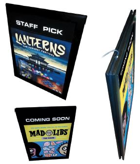 Gtm Double Sided Backlit Display Box Front