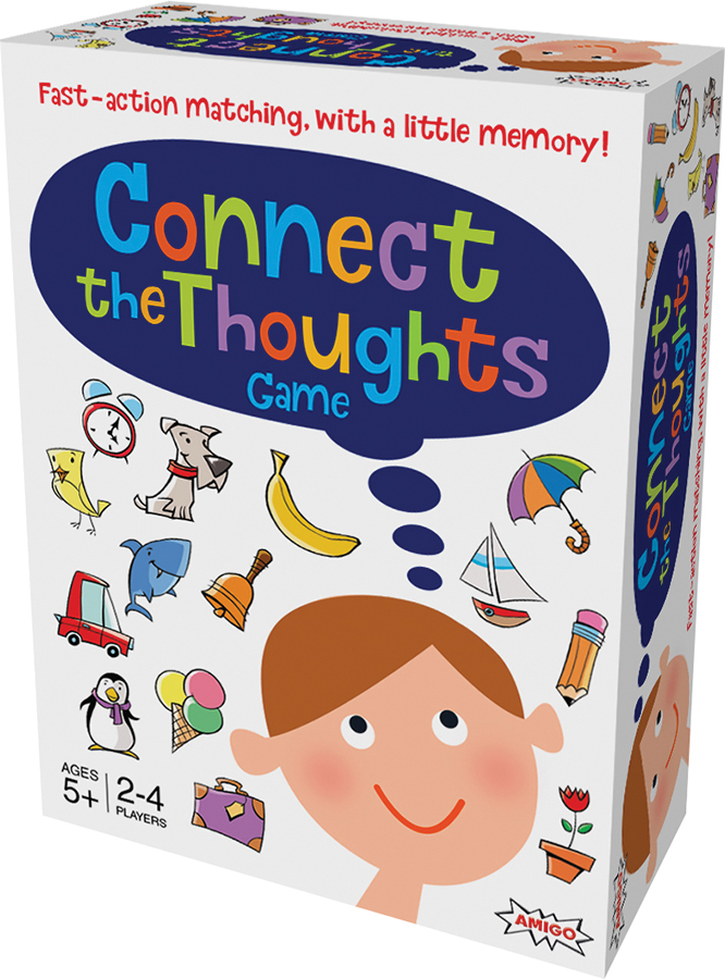 Connect The Thoughts Box Front